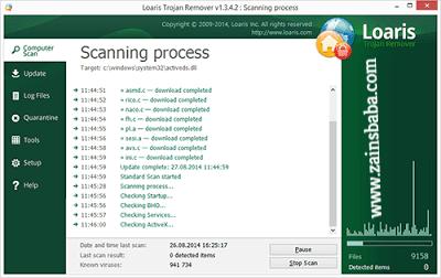 Loaris Trojan Remover 2.0.21 Full Latest   ZainsBaba.com