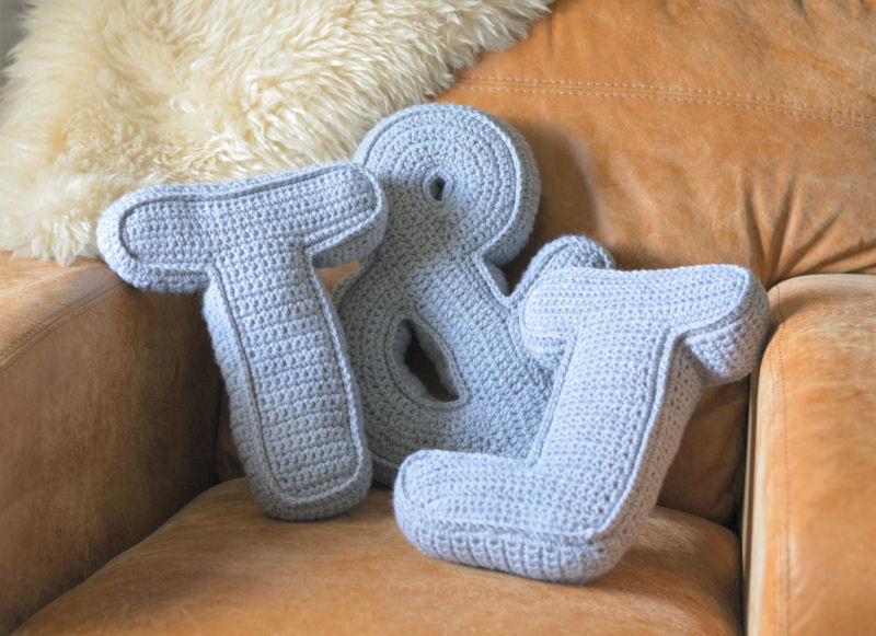The Letter Loft Cushion set Not On The High Street