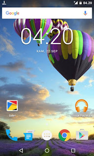 Stock Rom Android One for Evercoss A7E