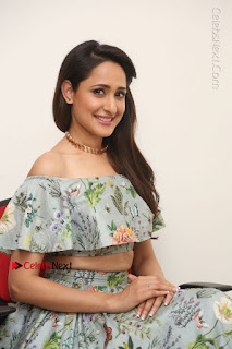Actress Pragya Jaiswal Stills in Floral Dress at turodu Interview  0135.JPG