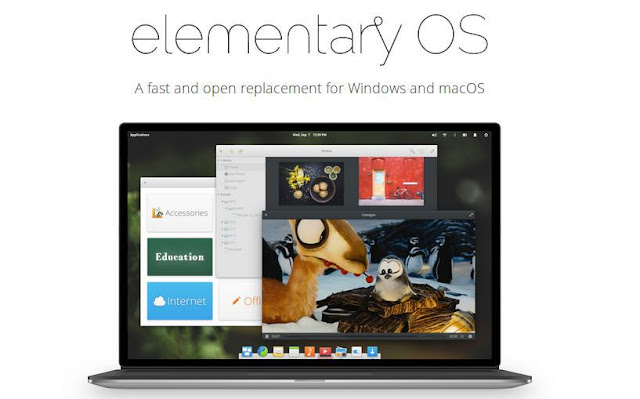 Linux - elementary OS
