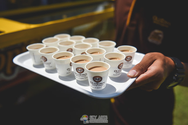 When I say unlimited coffee, it is really unlimited  =D