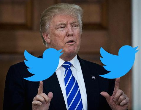 donald trump twitter bully pulpit