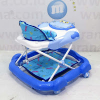 family octopus baby walker