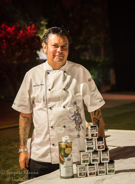 an interview with Chef Clayton Donovan, more power to the native culinary traditions