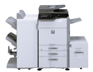 Sharp MX-M364N Printer Driver Download and Installations