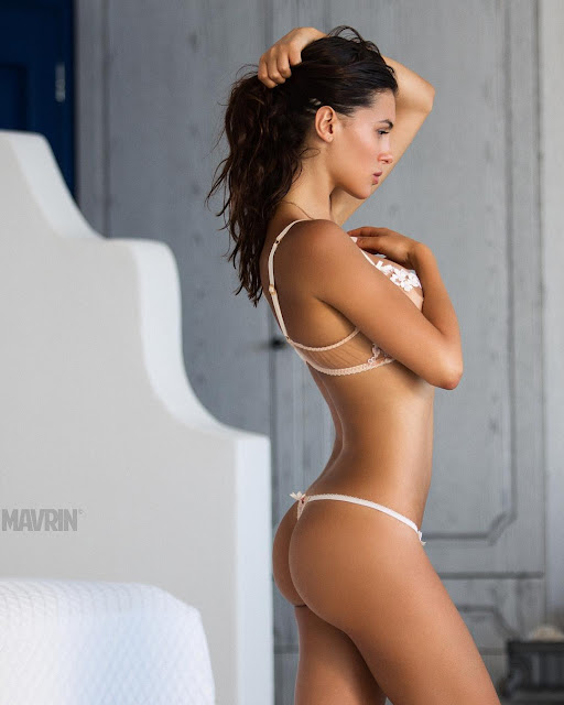Mavrin Model Silvia Caruso Instagram Picture