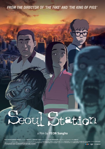 Seoul Station (BRRip 720p Subtitulada) (2016)