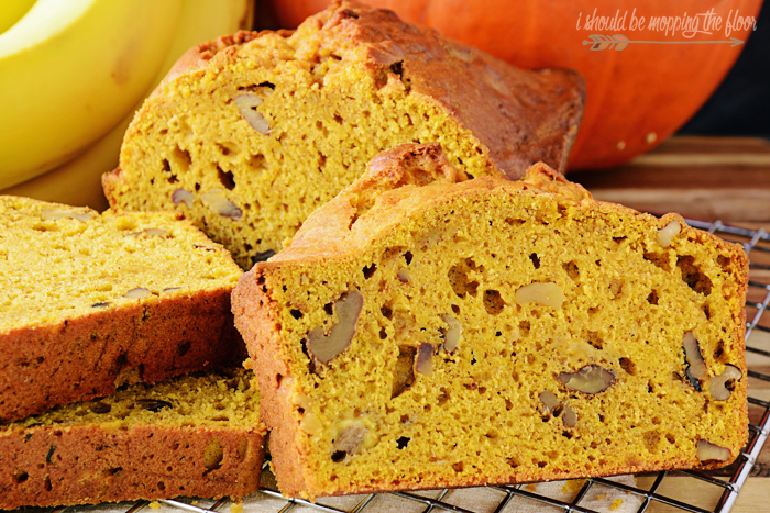 Pumpkin Banana Bread: Easy Quick Bread Recipe