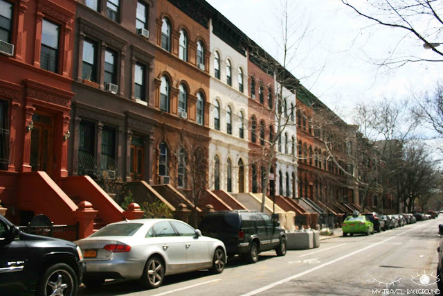 Quartier de Harlem, New York