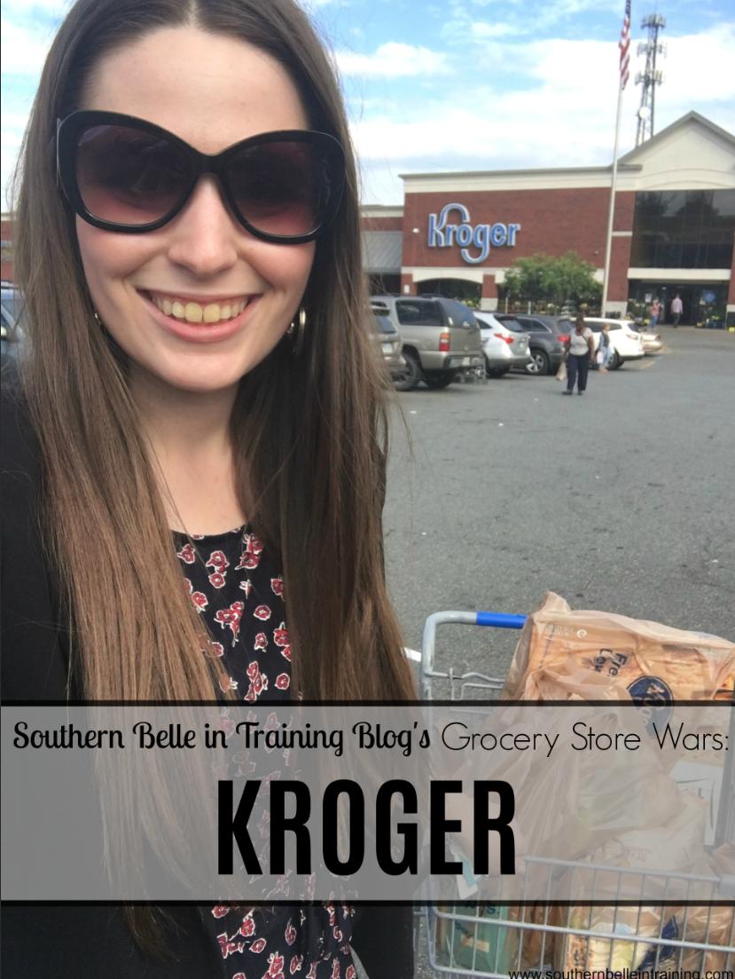Grocery Store Wars: Kroger