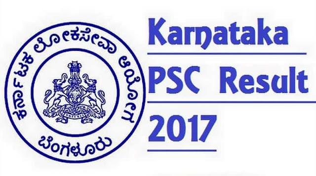 KPSC Result