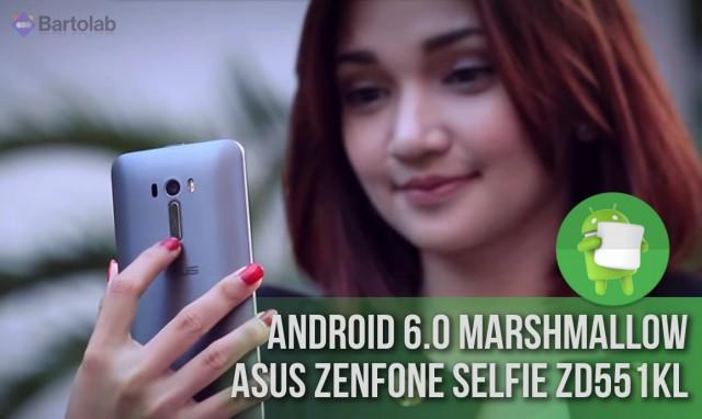 Zenfone Selfie Marshmallow Firmware