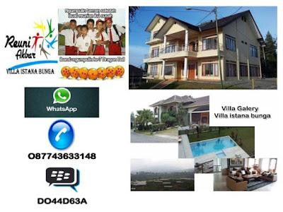 Villa di lembang bandung bagus dan murah
