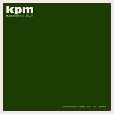 Brian Bennett / John Fiddy / Alan Hawkshaw - Hot Wax (Kpm 1000 Series: Synthesis)