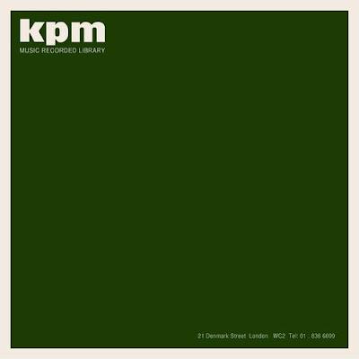 500x500-000000-80-0-0 Brian Bennett / John Fiddy / Alan Hawkshaw - Hot Wax (Kpm 1000 Series: Synthesis)