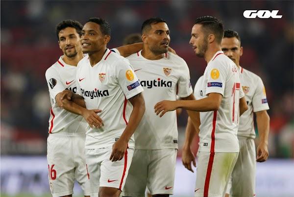 Gol ofrece en directo el Akhisar - Sevilla a las 18:55 horas