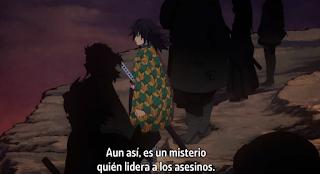 Kimetsu no Yaiba capitulo 3 sub español
