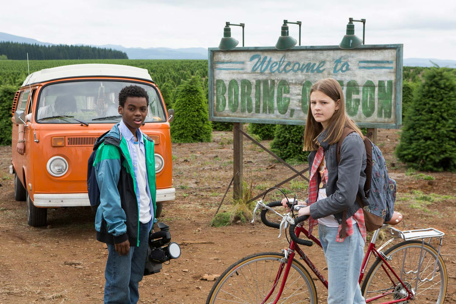 TODO ES UNA MIERDA (Everything Sucks!)  - Peyton Kennedy y Jahi Winston