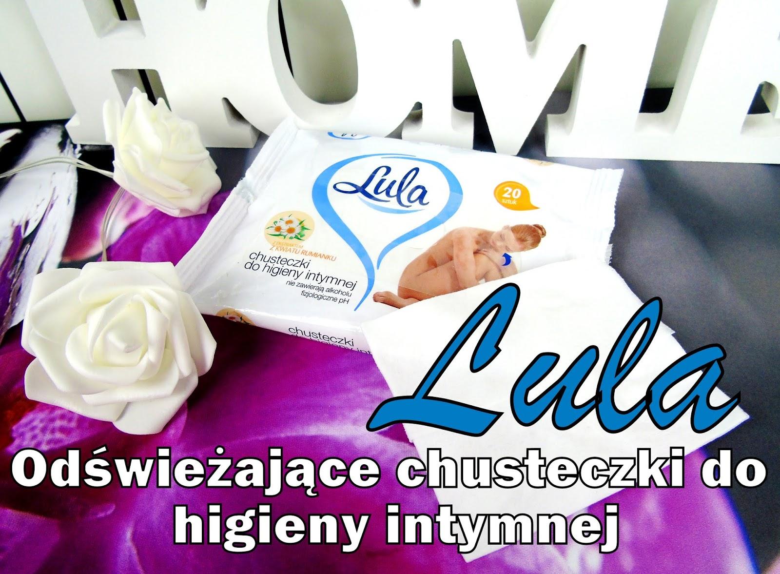 Chusteczki nawilżane marki Lula Family - Bo higiena osobista to bardzo ważna rzecz!