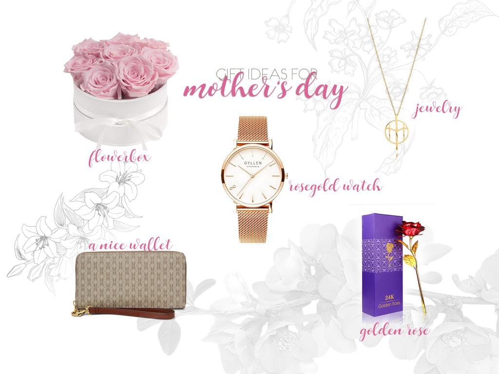 Geschenkideen für Muttertag 2019