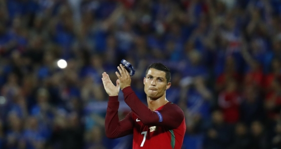 Cristiano Ronaldo is eager to lead Portugal to glory in the Euro tournament.