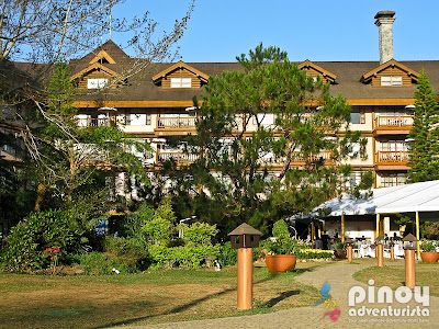 Dining Places in Baguio Le Chef at The Manor Hotel