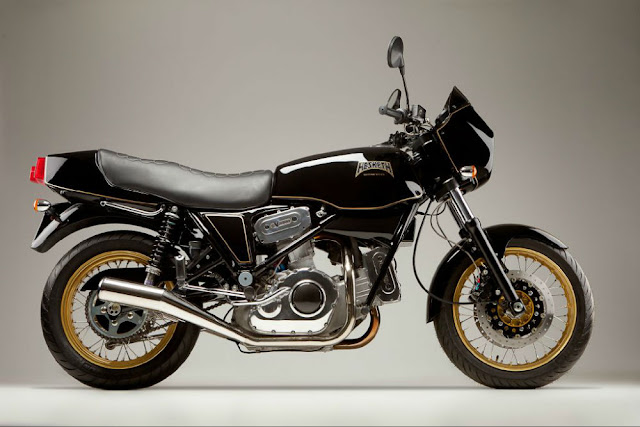 Hesketh V1000 Modern Classic British Motorbike
