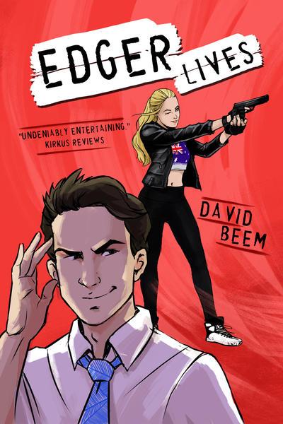 Edger Lives cover