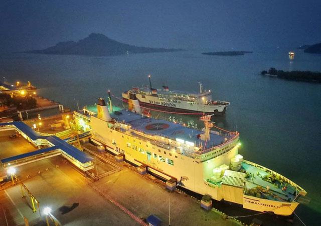 pelabuhan ASDP bakauheni