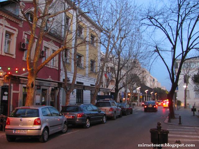 Центр Подгорицы, Черногория