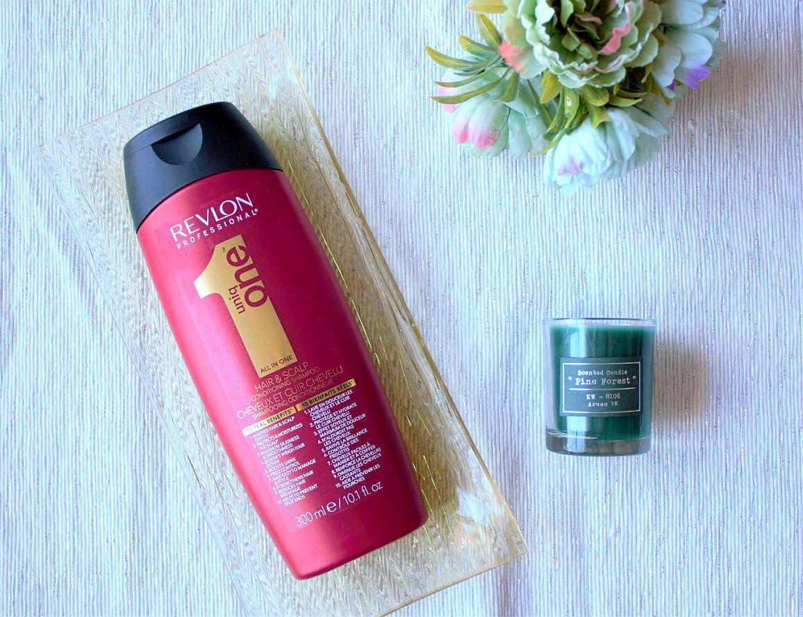 Revlon Professional - Uniq One All in 1  Shampoo - шампоан, мнение, отзиви