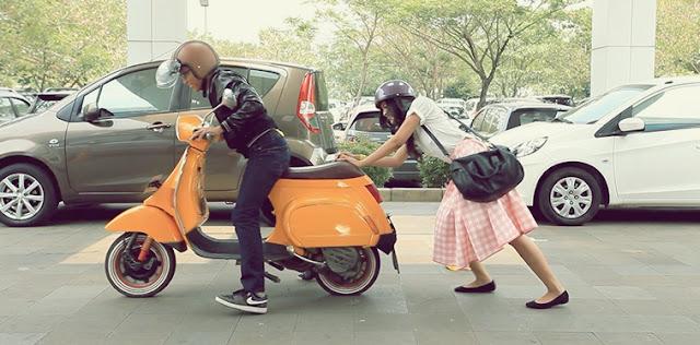 cara Ampuh mengatasi motor tidak bisa hidup