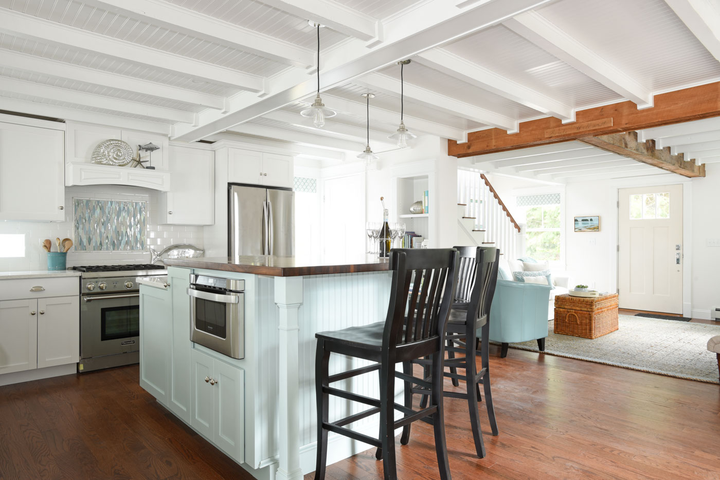 SoPo Cottage: Before & After: The Journey from Ugly Duckling to Swan ...