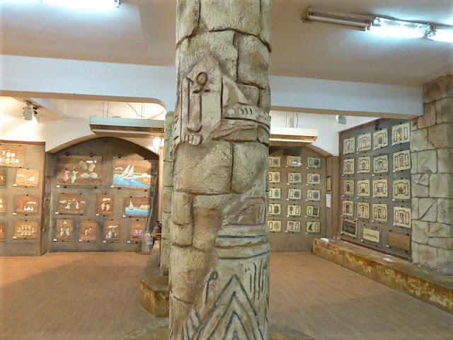fabbrica papiro assuan