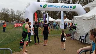 Triathlon Villeneuve d'Ascq