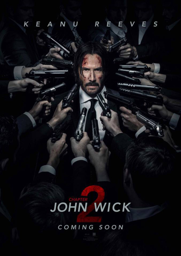 ver John Wick: Pacto de sangre 2017
