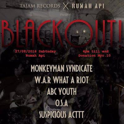 Blackout Rumah Api