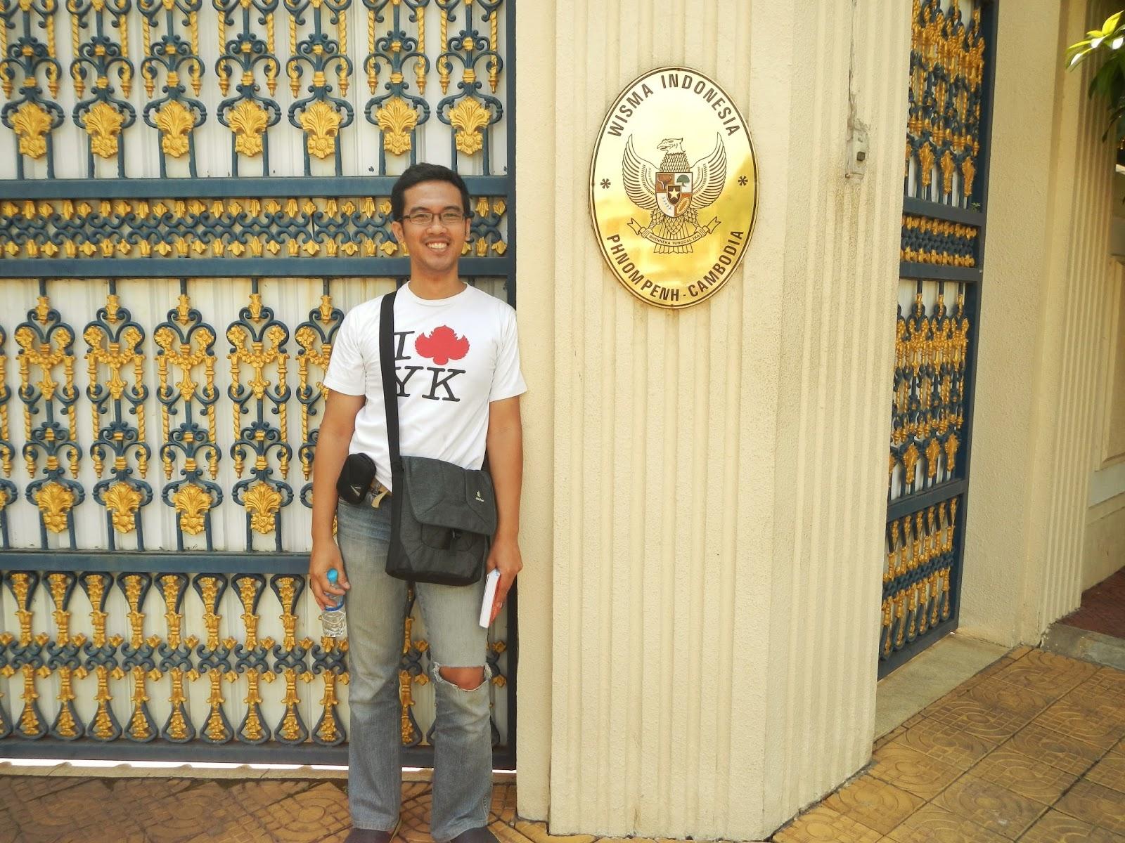 Kedutaan Indonesia di Kamboja