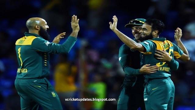 इमरान ताहिर ने 7 विकेट लेकर रचा इतिहास