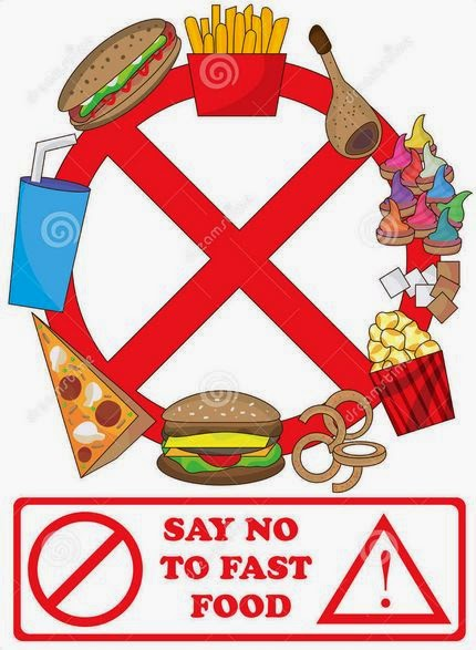 Why Should We Say No to Fast Food