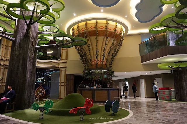Cantiknya Theme Park Hotel Genting Highlands