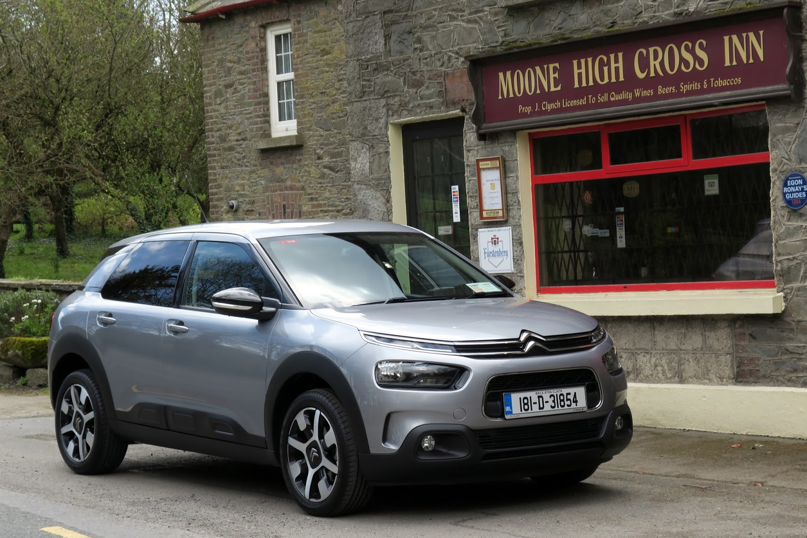 bb03a471c0 The new Citroen C4 Cactus has arrived in Ireland at a starting price of  €19