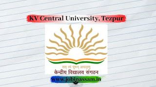 KV Central University, Tezpur