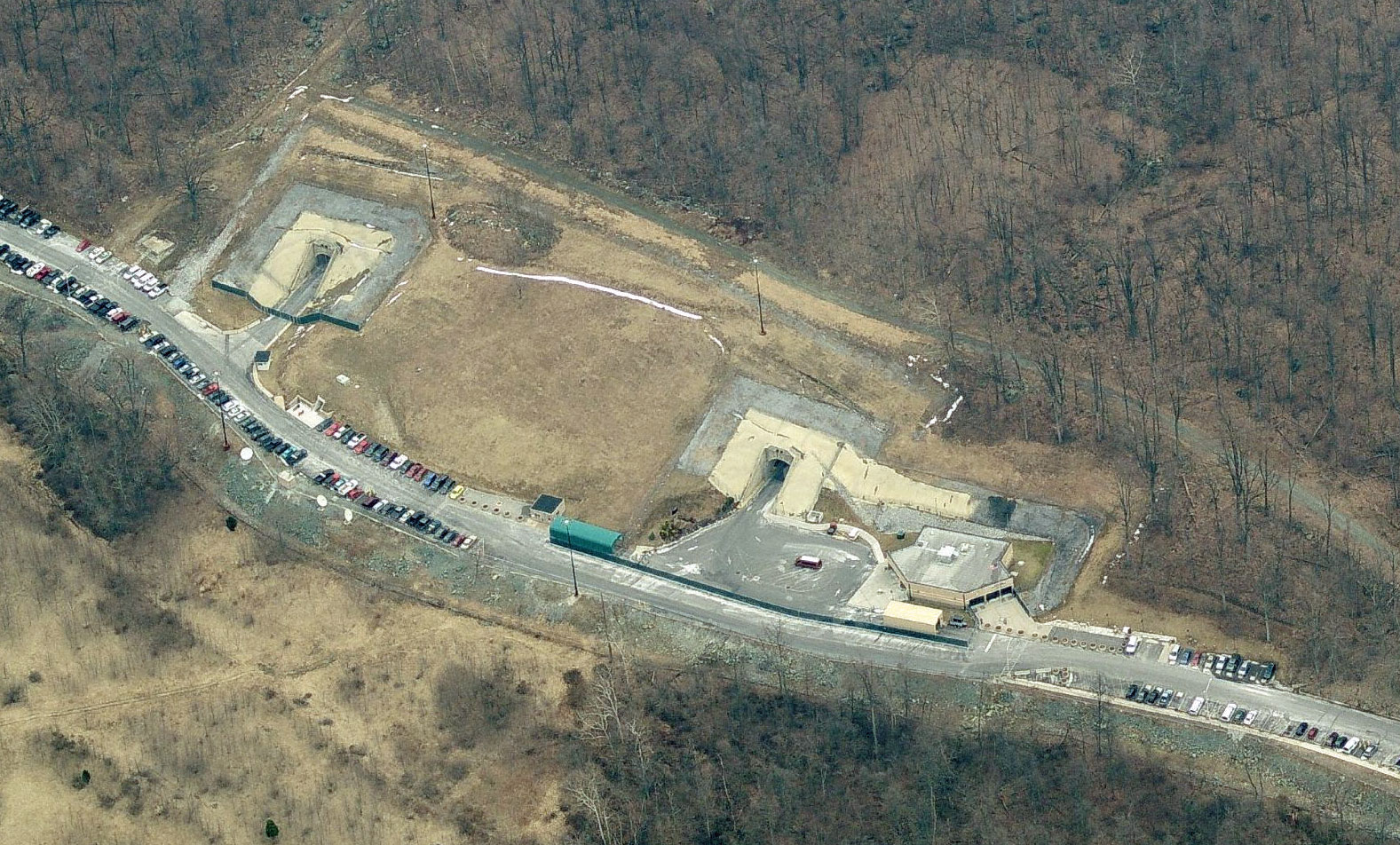 About Camp David Raven Rock Mountain Complex - Washington dc map conspiracy