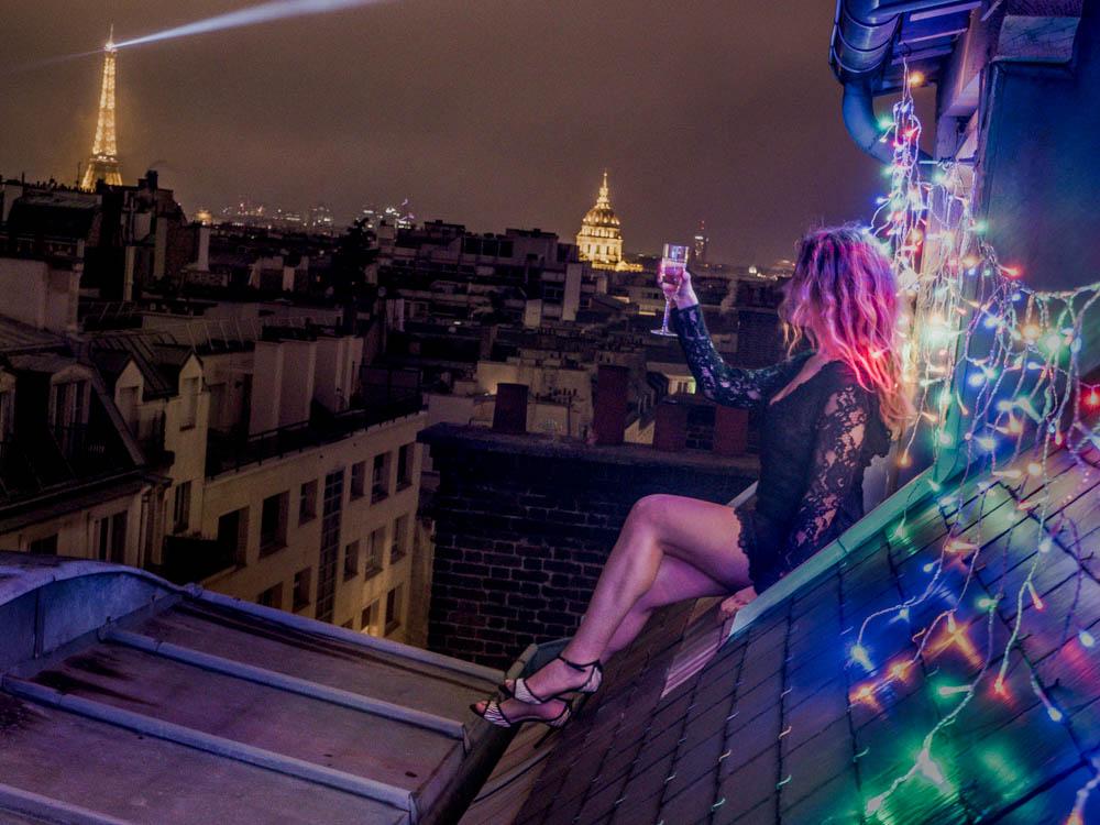 toits de paris - blog voyage laquotidiennedele - france