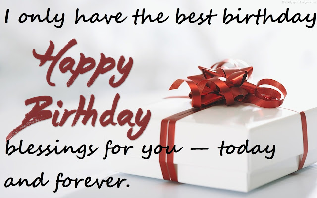 Happy birthday wishes for anyone, any age or any type Here, there's an amazing wish for everyone... best birthday wishes for friend best birthday wishes for wife best birthday wishes for my love best birthday wishes