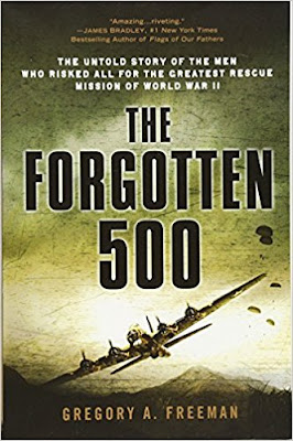 The Forgotten 500 by Gregory A. Freeman (Book cover)