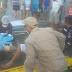 Homem fica ferido após cair de moto no centro de Cajazeiras