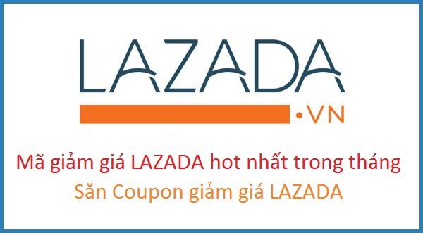 Mã giảm giá Lazada 200K dành cho chủ thẻ Sacombank